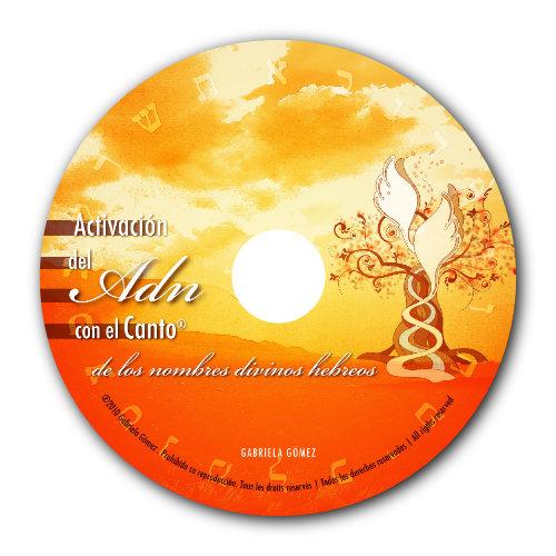 CD ADN con el Canto