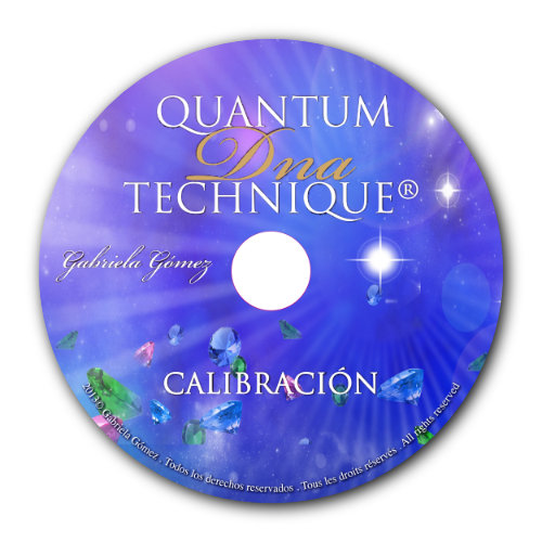 CD Calibración Quantum DNA Technique