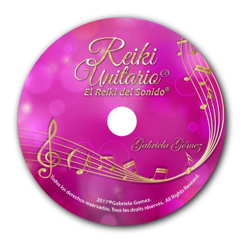 CD Reiki Unitario
